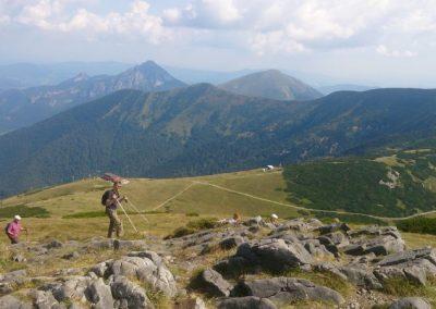 Wielki Krywań Mała Fatra Słowacja